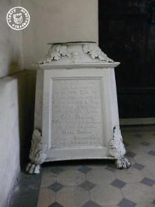 Denkmal der Liebe und Dankbarkeit ...