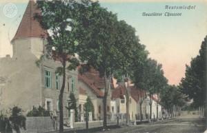 Nowy Tomysl - Villen Neustädter Strasse