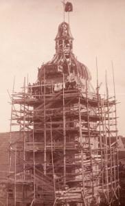 Turmbau - undatiert