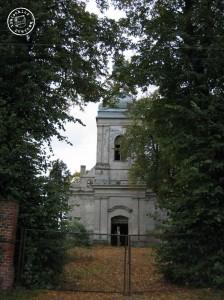 Evgl. Kirche zu Neustadt Pinne (Ruine) - Aufn. Sep. 2009 GT