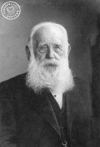 Pastor Theodor Gustav Julius Postler