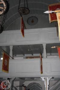 Blick über die Emporen zum Tonnengewölbe - Aufn. 2010-09