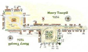 Stadtplan 1836 - GT