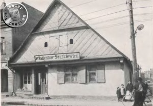 Breitestraße 192 vergl. Grundriss Abb. 56 Tafel XXVII Graetz - Aufn. Stadtbaumeister Kunze