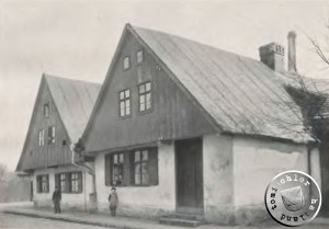 Breitestraße 199 Doppelhaus Tafel XXVIII Graetz -