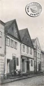 Kraemerstraße 276-278 Tafel XXVIII Graetz - Aufn. Stadtbaumeister Kunze