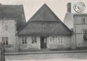 Posener Straße 88 Tafel XXIX Graetz - Aufn. Stadtbaumeister Kunze