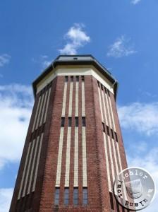 Wieża ciśnień -   2012