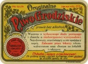 Piwo Grodziskie - Bildquelle : http://www.brauwesen-historisch.de/Polenverl1.html