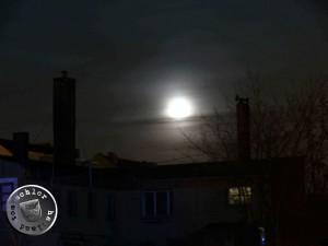 Nowy Tomysl bei Nacht - Aufn. PM