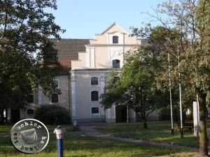 Die heutige Herz-Jesu Kirche zu Nowy Tomysl - Eigenaufn. 2008