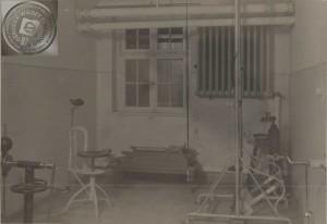 Die Orthopaedie 1925 (2) – war dieses der Bewegungsapparat, der von dem Städtischen Krankenhaus übernommen worden war ?