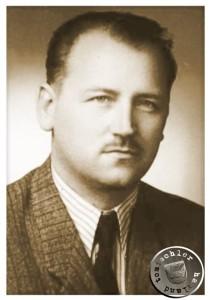 Dr. Hologa - seinen Namen trägt die heutige Klinik in Nowy Tomysl - Bild: Geschichtsweg Nowy Tomysl