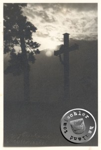 Gedenken an die Toten - AK Sammlung Wojtek Szkudlarski