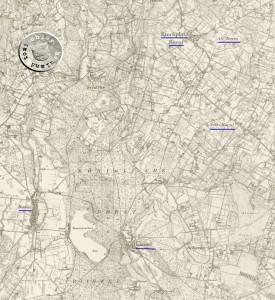 Boruy und Umgebung 1893 - Karte: http://mapy.amzp.pl/tk25_list.cgi?show=3762;sort=w
