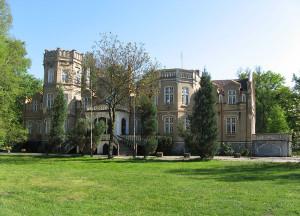 Fassade des Palastes in Kotowo (Unesco Kennzeichen 1418/A) (3)