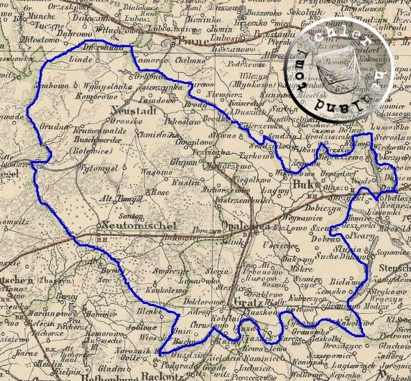 http://oledry.pl/wp-content/uploads/2014/03/Kreis-Buk-Kartenausschnitt-Provinz-Posen-Stempel.jpg