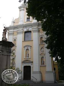 Klosterkirche Wozniki (2)