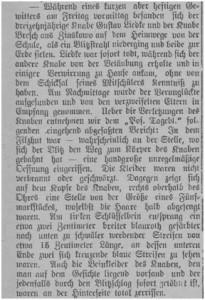 Kreis-Blatt für den Kreis Neutomischel zugleich Neutomischeler Hopfenzeitung  No. 43 Dienstag, den 1. Juni 1897