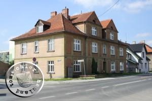 Der letzte Standort der Mühle 3. Stycznia, Ecke Wiatrakowa - Aufn. 2010 GT