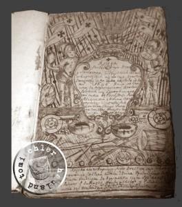 Die erste Seite des Privilegiums aus dem Jahr 1646 - Ausgestellt im Muzeum Ziemi Grodziskiej