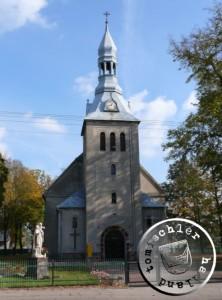 114 Jahre Kirchturm Boruy - erbaut im Jahr 1900 - EA