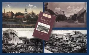"""Zwei Brände in Bentschen - Zbąszyń 1906/1907 - Bildzusammenschnitt aus dem Buch """"Zbąszyń (Bentschen) na dawnych pocztówkach (1895-1945)"""""""