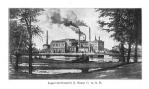 Die Brauerei E. Haase in Breslau - Quelle (2)