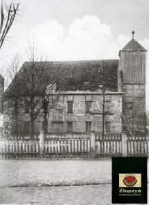 Die alte evangelische Kirche zu Bentschen, geplant und erbaut 1783-1785 - Bild: (1)