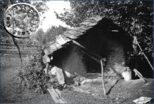 Stary piec chlebowy w Glinnie - Foto: 1940 Gerhard Jaenicke