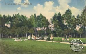 Neutomischel - Witteplatz / Ansichtskarte aus der Sammlung des Wojtek Szkudlarski