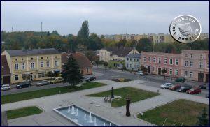 Die süd-westliche Ecke des heutigen Plac Niepodległości / Foto: PM