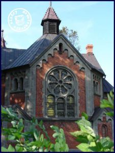 Die ehemalige evgl. Kapelle - Bild: http://cmentarze.oledry.pl/galeria.php?katalog=1202