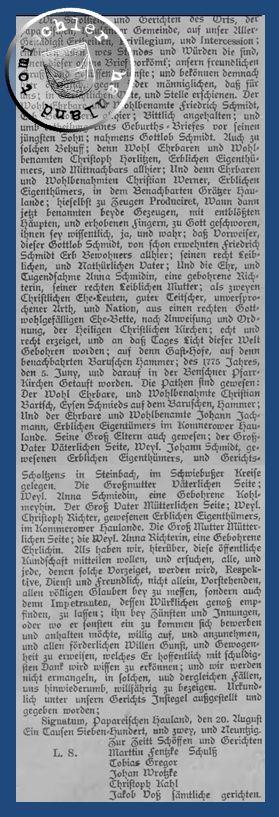 """Artikel aus dem Jahr 1911 - Quelle: Großpolnische digitale Bibliothek Poznan (http://www.wbc.poznan.pl/dlibra) – """"Amtliches Kreis-Blatt für den Kreis Neutomischel"""""""