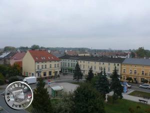 Blick auf die Häuser, ehemalig Neuer Markt No. 52 und Goldstr. No. 53 - Aufn. PM