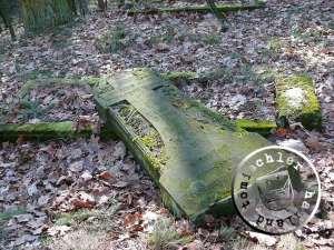 Grabstein der Eheleute Timm - Tepper / Aufn. PM