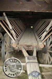 Leiterwagen jener Zeit - Aufn. GT