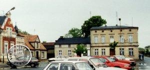 Die ehemaligen Grundstücke No. 27 und 28 im Jahr 1997 / Aufn. Maennel-Archiv