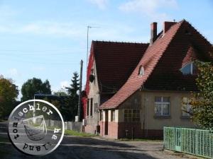 Das ehemalige Gemeindehaus / Aufn. PM