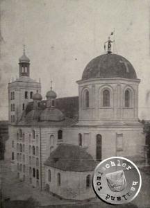 Die katholische Kirche zu Grätz / Bild Sammlung A. Kraft