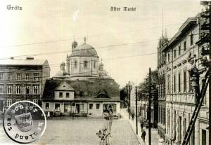Grätz - Der Alte Markt / Bild Sammlung A. Kraft