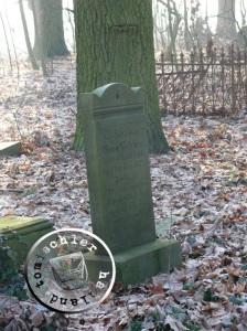 Grabstätte der Anna Louise Paelchen / Photo: Przemek Mierzejewski