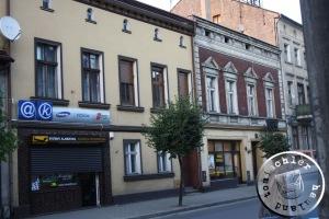 Die Bebauung änderte sich im Laufe der Zeit, die alte No. 5 lag in etwa dort, wo heute die Häuser der No. 7 und 9 stehen / Photo: EA