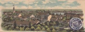 Blick über das alte Birnbaum / Bild Sammlung Kraft