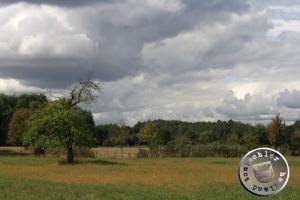 Beeindruckender Wolkenhimmel / Bild GT