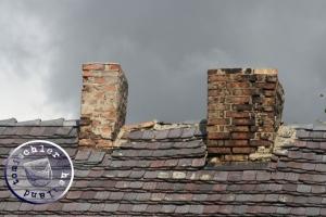 Bis heute hat das Dach allen Unwettern getrotzt / Bild GT