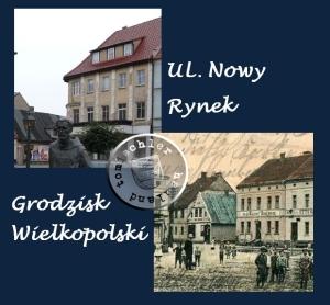 Das ehem. Hotel Kutzner und die Marktecke in Grodzisk heute / Aufn. GT